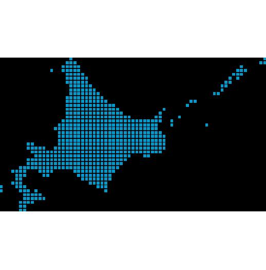 札幌市及び近郊に対応しております。